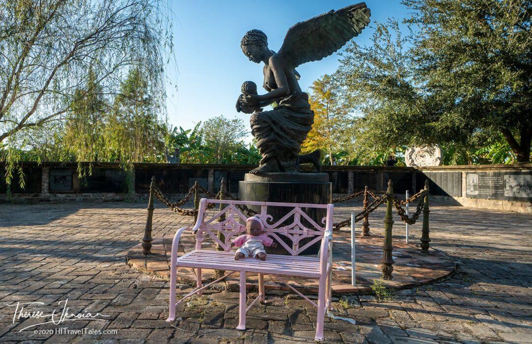 Whitney Plantation Memorial To Enslaved Children