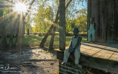Whitney Plantation museum of slavery in New Orleans tells real story