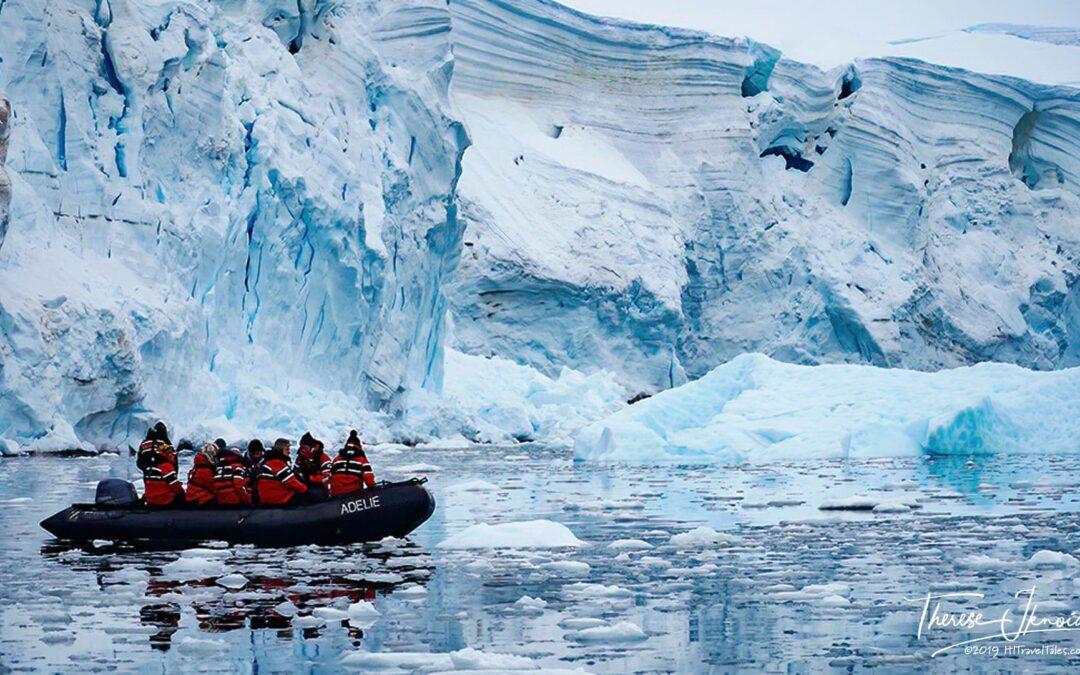 Discovering Antarctic silence in Paradise Bay Antarctica