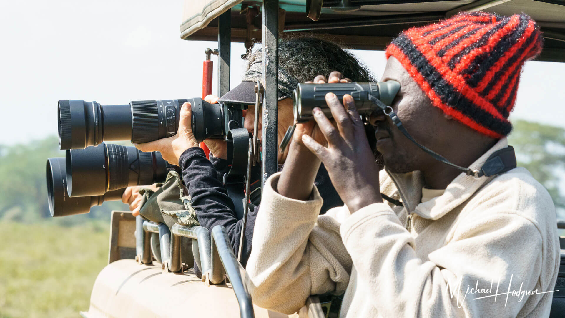 African Photo Safari Lake Nakuru Kenya