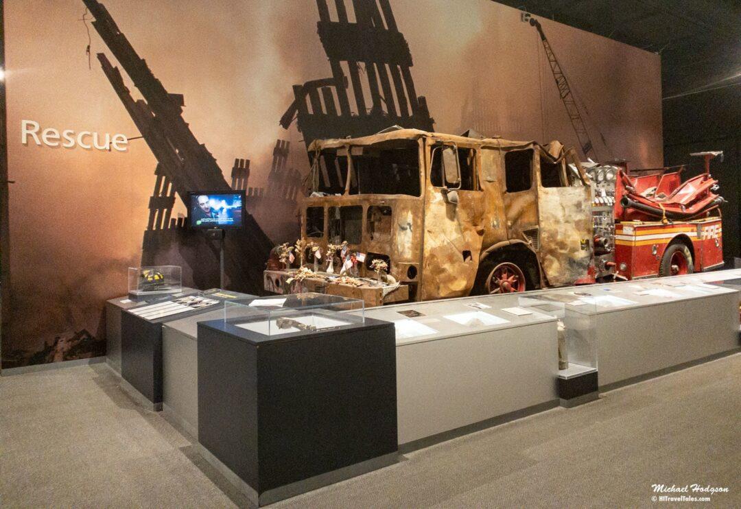 New York State Museum / Firetruck