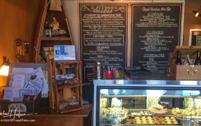 Allez French restaurant delight near Placerville California