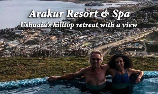 Arakur Resort & Spa – Ushuaia's hilltop retreat