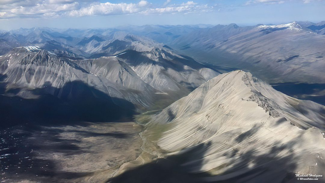 Arctic National Wildlife Refuge From Above