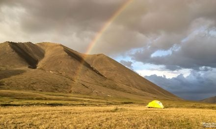 Finding myself in the Arctic National Wildlife Refuge
