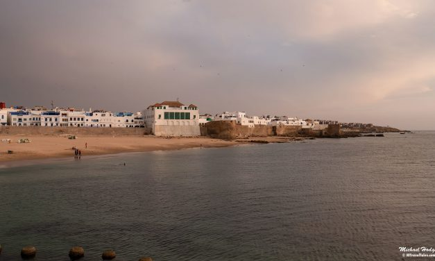 All of the things to do in Asilah Morocco plus where to eat