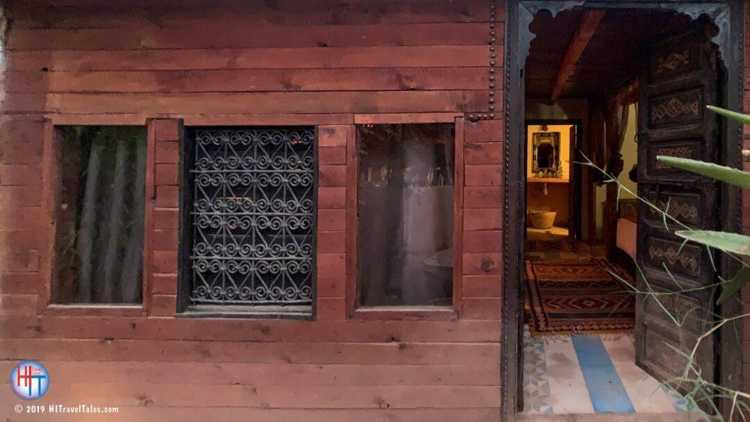 Bab El Oued Ecolodge La Nafaa Cottage Outside
