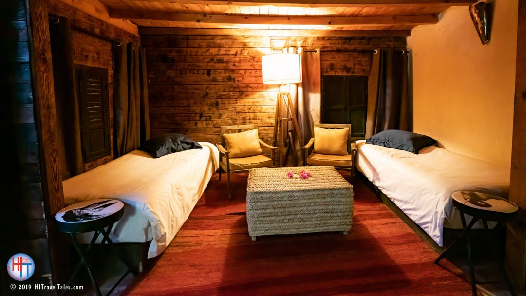Bab El Oued Ecolodge La Nafaa Cottage Twin Beds
