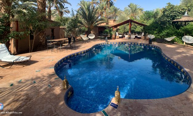 Bab el Oued Ecolodge: Draa Valley eco retreat in Tamnougalt village