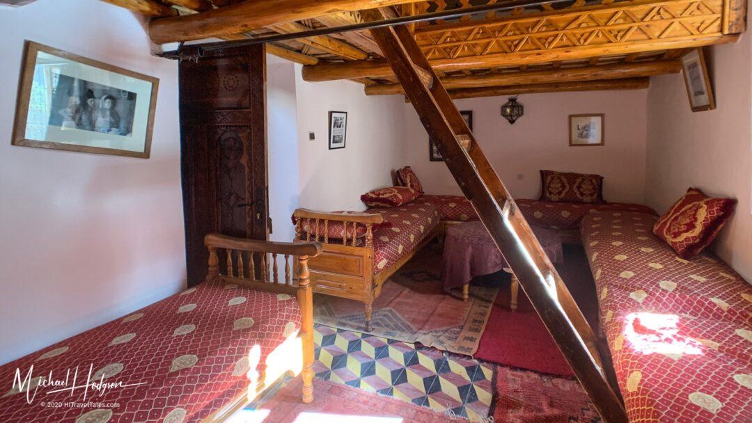 Berber Salon Kasbah Du Toubkal Morocco