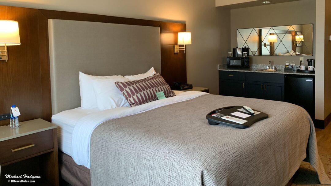 Best Western Premier Helena Great Northern Hotel Room