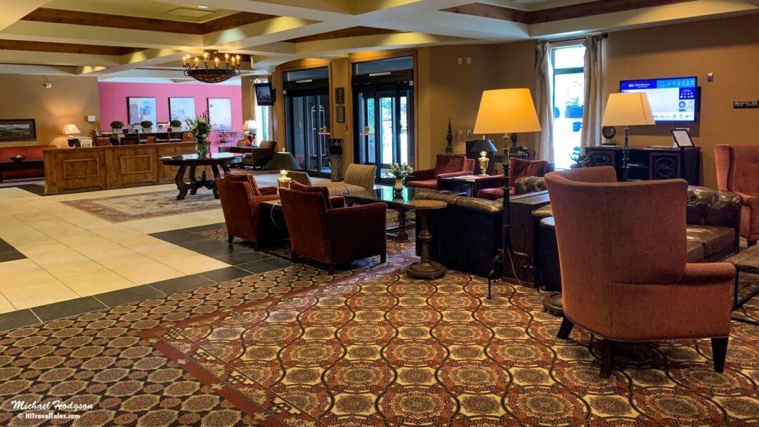 Best Western Premier Helena Great Northern Hotel Lobby
