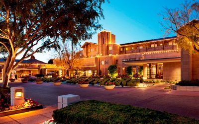 Five days at the Arizona Biltmore – A Waldorf Astoria Resort hotel