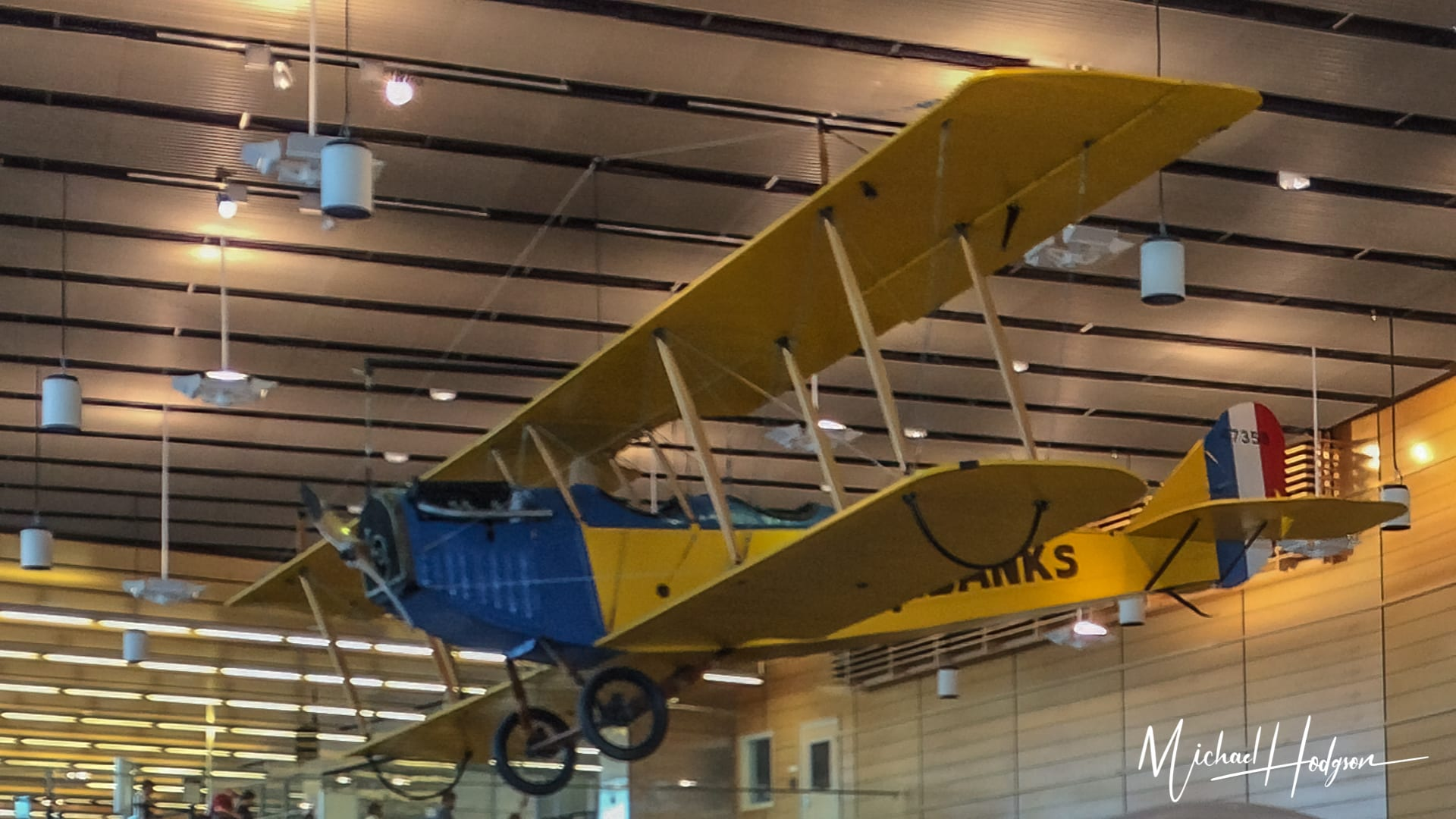 Biplane Fairbanks Airport Flying In Comfort