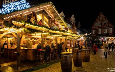 Understanding German Christmas market drinks – a short guide