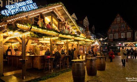 Understanding German Christmas market drinks – a short guide
