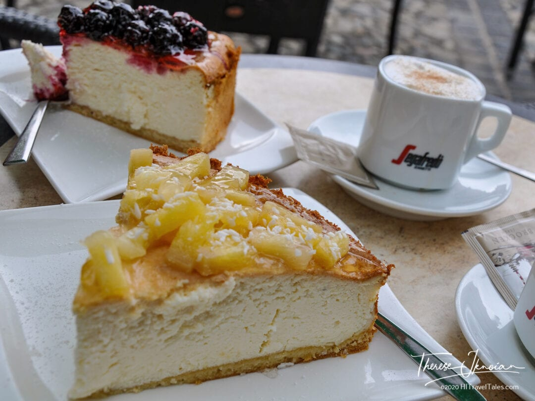 Cafe Kasekuchenbackerei Cheesecake Decadence