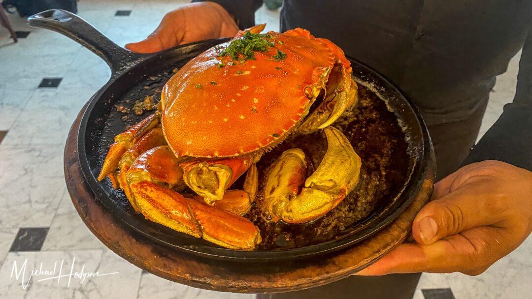 Crab Dinner Pier 39 Restaurant Crab House