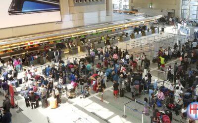 Planning for stress-free international family travel