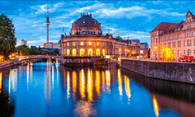 Discover Berlin walking tour: shortlist of top sites