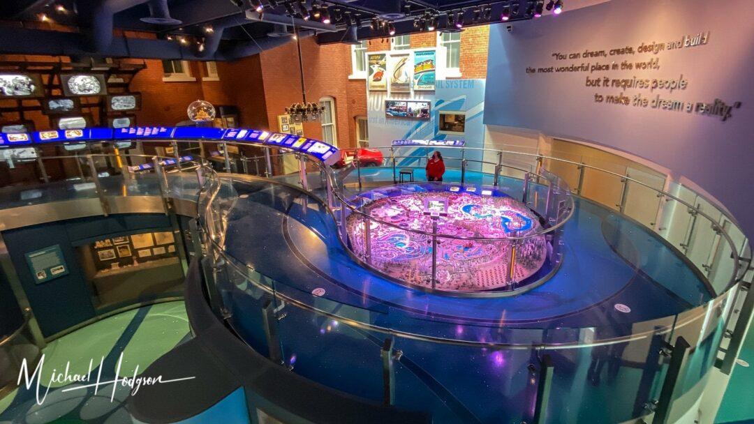 Disney Museum Inside Presidio