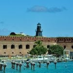 Dry Tortugas National Park remote and wonderful