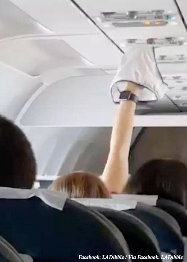 Flying Sucks Underwear Drying