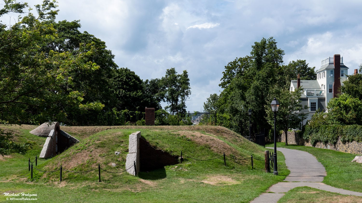 Fort Sewell Marblehead