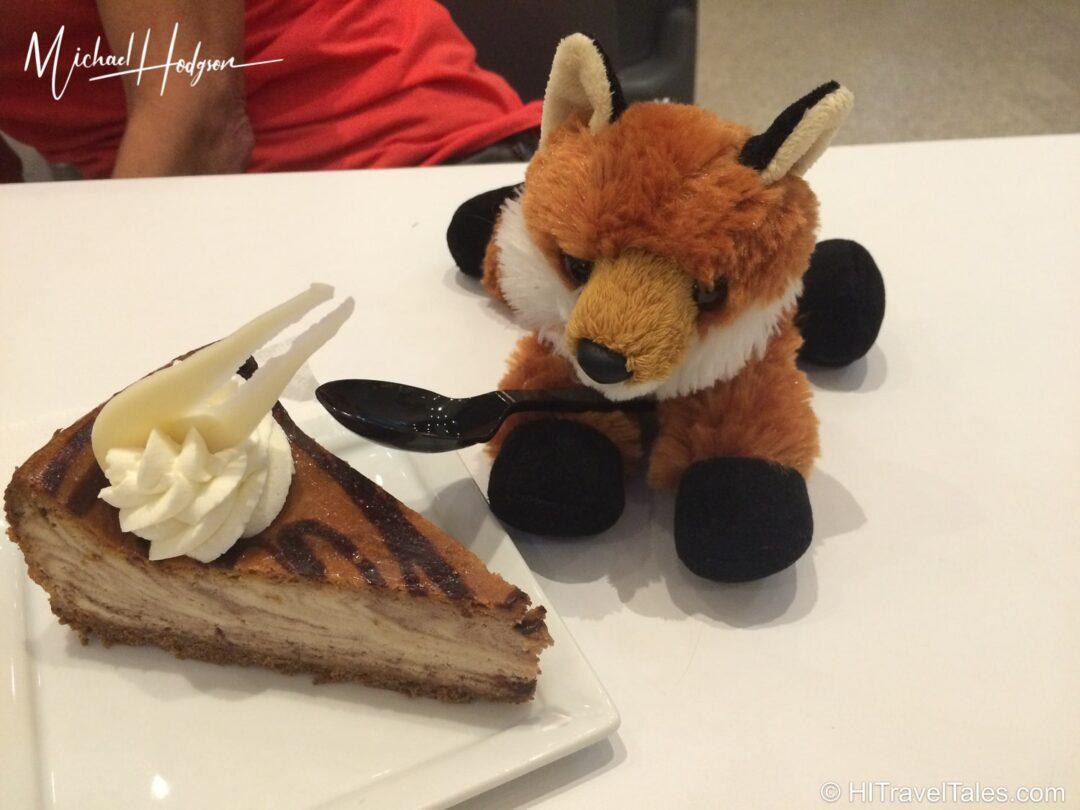 Fox Fury And The Dessert