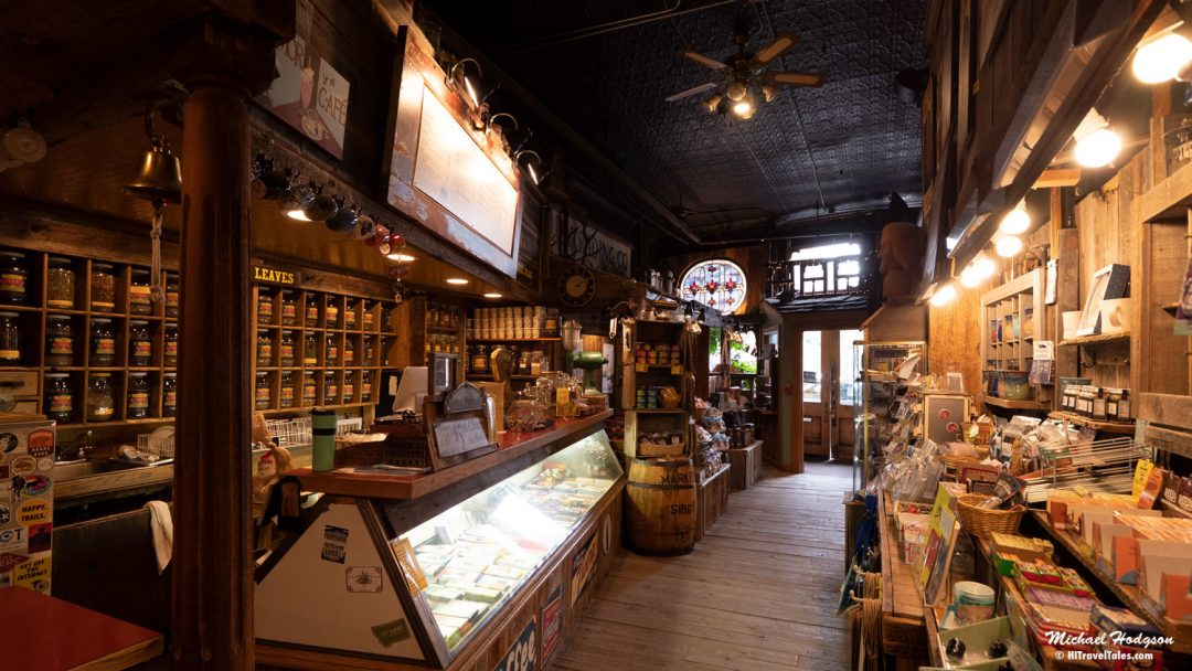 General Mercantile On Last Chance Gulch Helena Montana