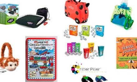 Gifts for traveling kids (and their parents)