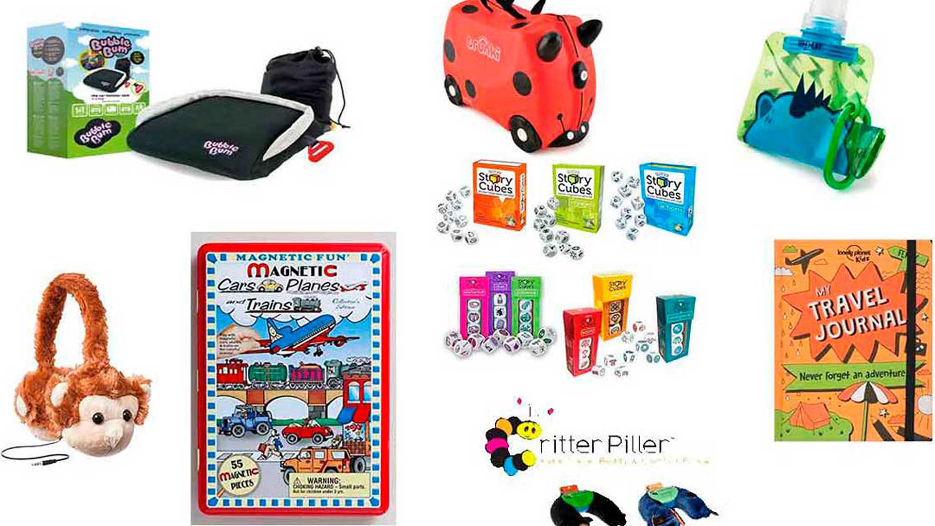 Gifts For Traveling Kids And Their Parents