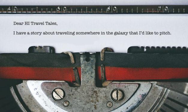 HI Travel Tales Guest Blogging Guidelines