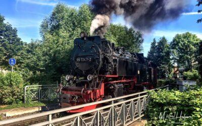 Harz Mountains Brockenbahn railway – an awesome narrow gauge train