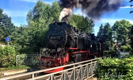 Harz Mountains Brockenbahn railway – an awesome narrow gauge train