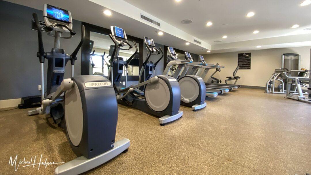 Hilton Palm Springs Resort Hotel Fitness Center