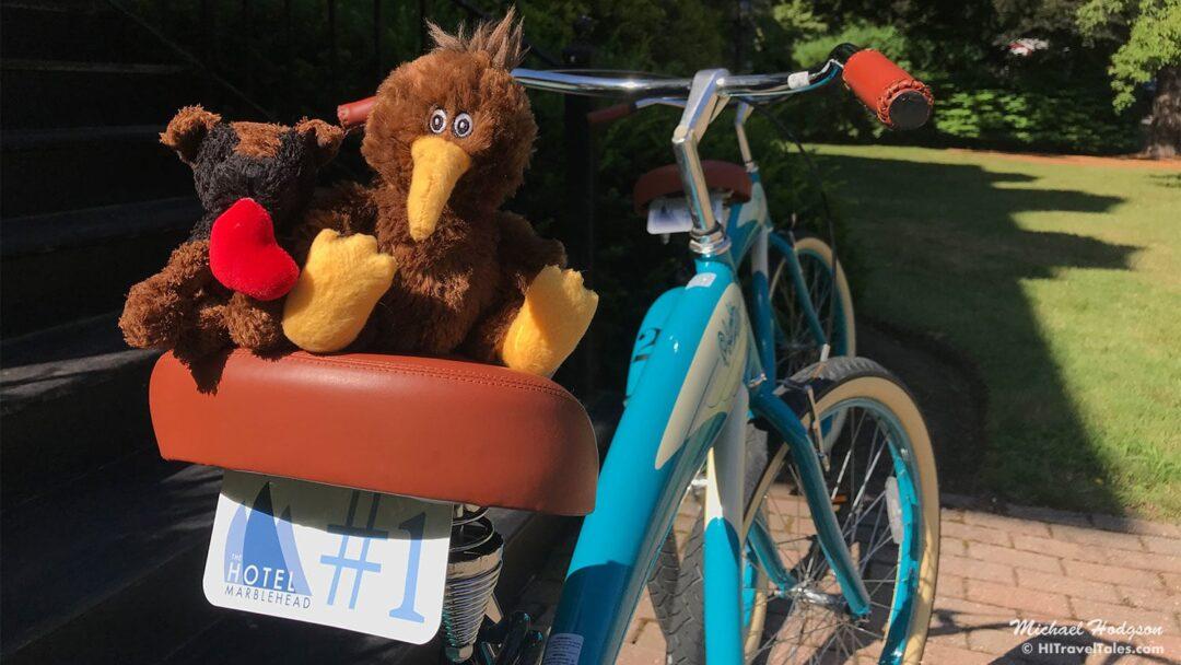 Hotel Marblehead Bikes