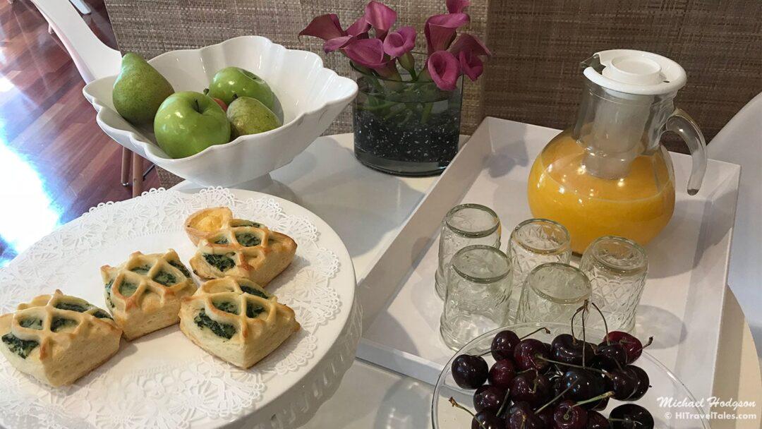 Hotel Marblehead Breakfast