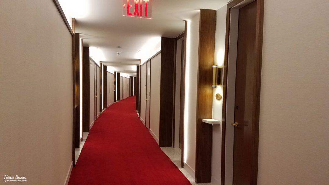 Hotel room safety tips, know your exits