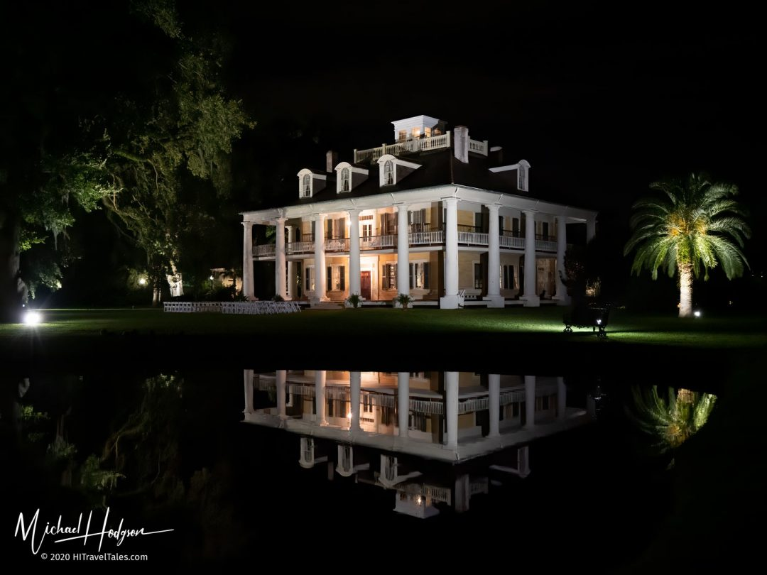 Houmas House Reflections