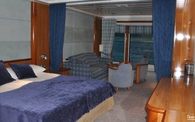 Choosing Hurtigruten cabins: differences, details