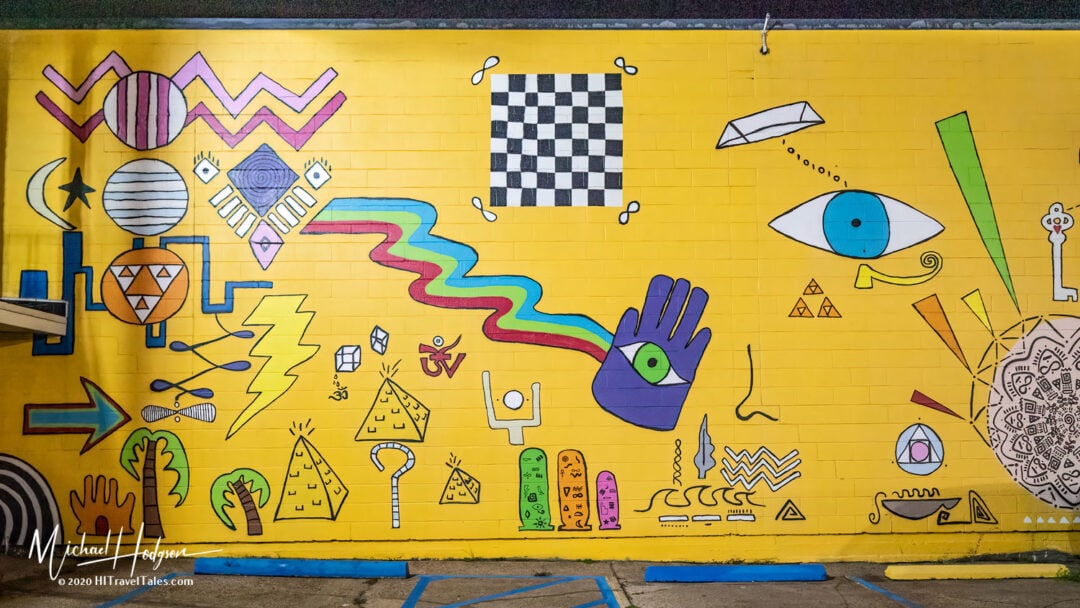 Imaginatarium Fat City Mural Project Street Art In Jefferson Par