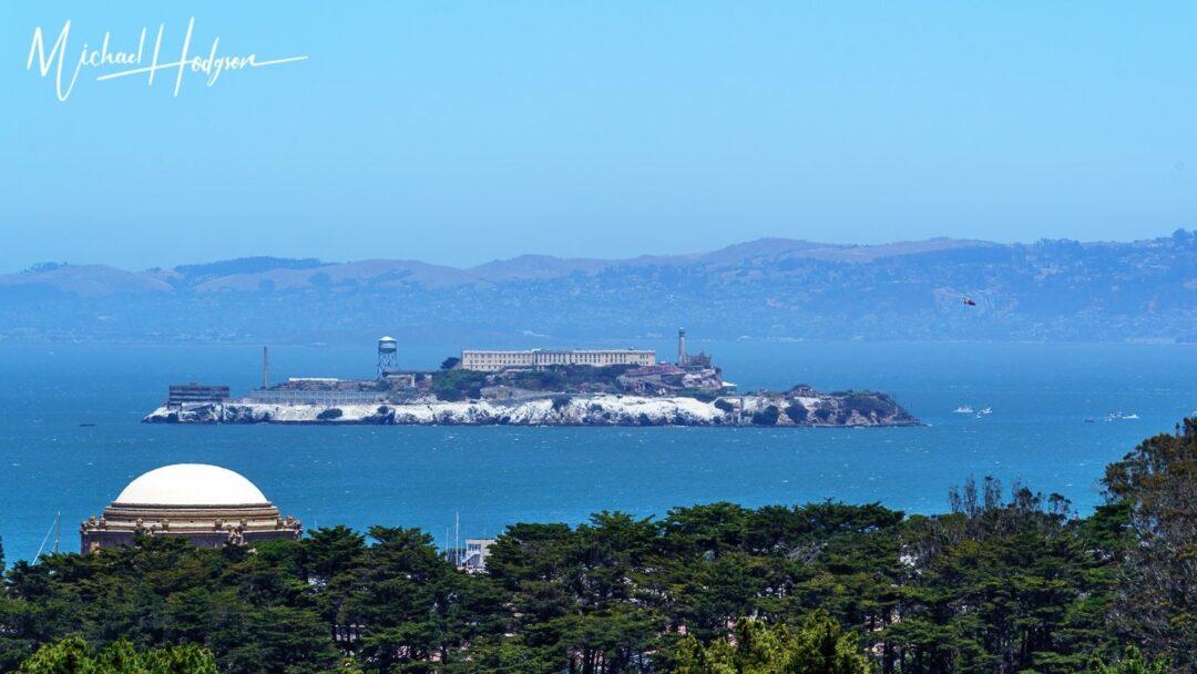 Inspiration Overlook Presidio View Of Alcatraz