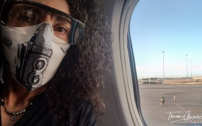 Is it safe to fly? Flying during a pandemic with American