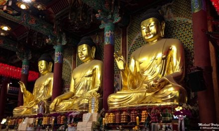 Celebrating Buddha's birthday festival in Seoul a travel highlight