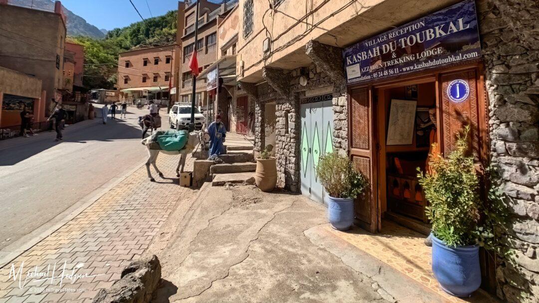 Kasbah Du Toubkal Hotel Reception Imlil