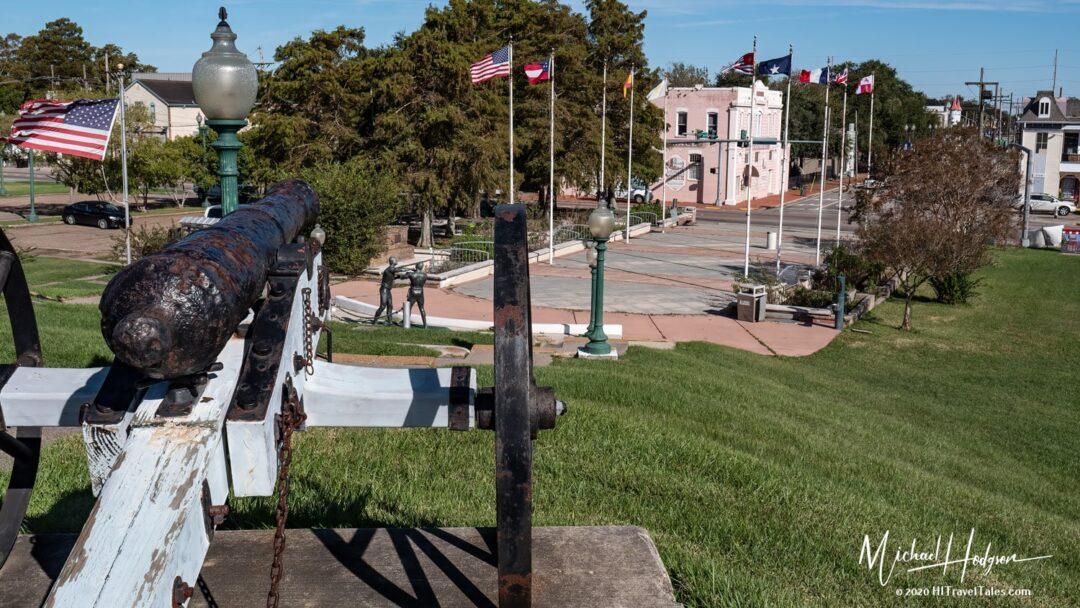 Lasalle's Landing In Rivertown Kenner Louisiana