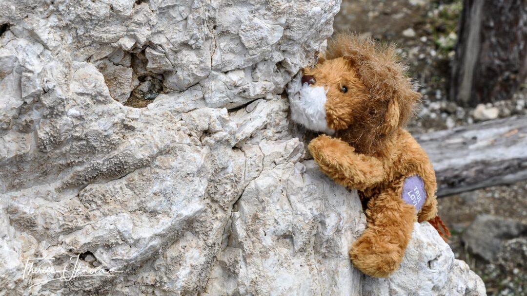 Lou In The Dolomites
