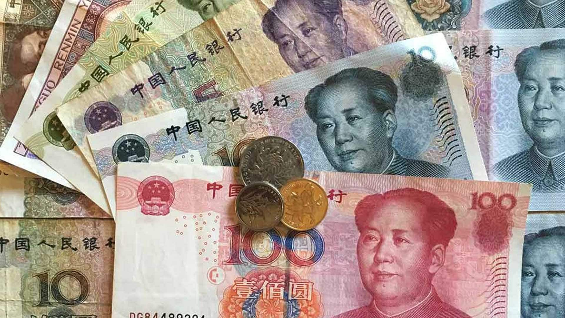 Managing Money In China Chinese Money Bills