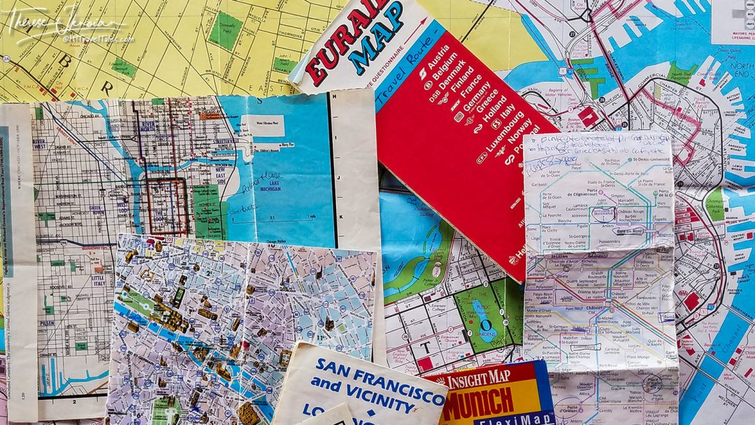 Maps Of The World Therese